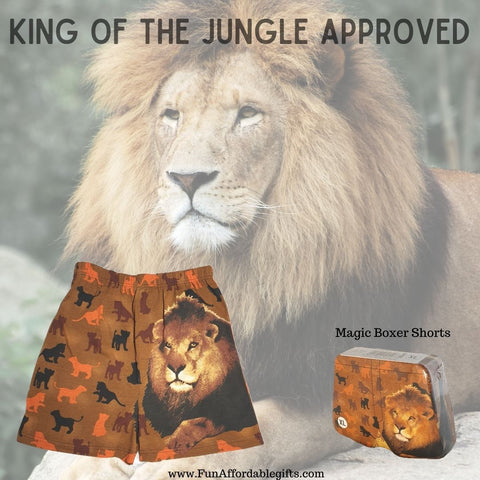 Lion Magic Boxer Shorts
