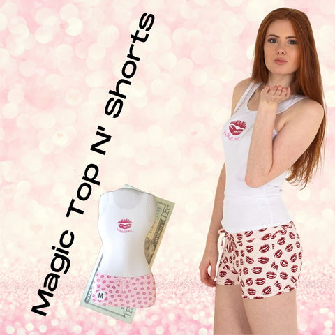 Kiss Magic Top N' Shorts