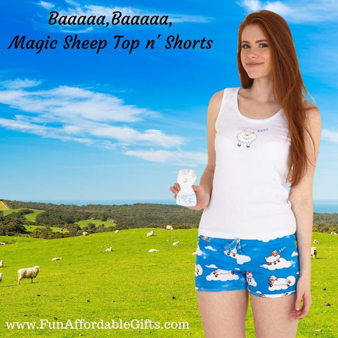 Sheep Magic Top N' Shorts