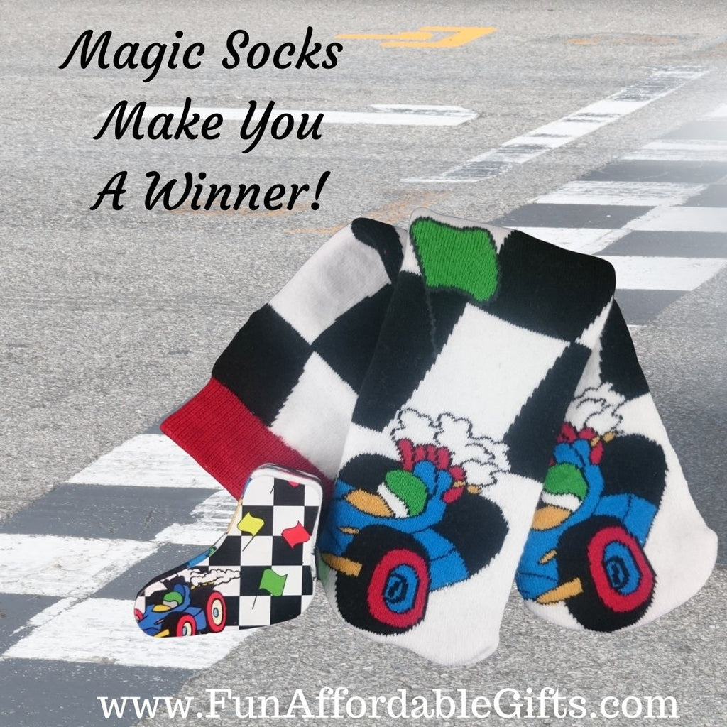 Magic Socks Racing