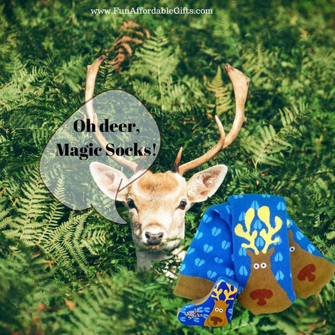 Deer Magic Socks