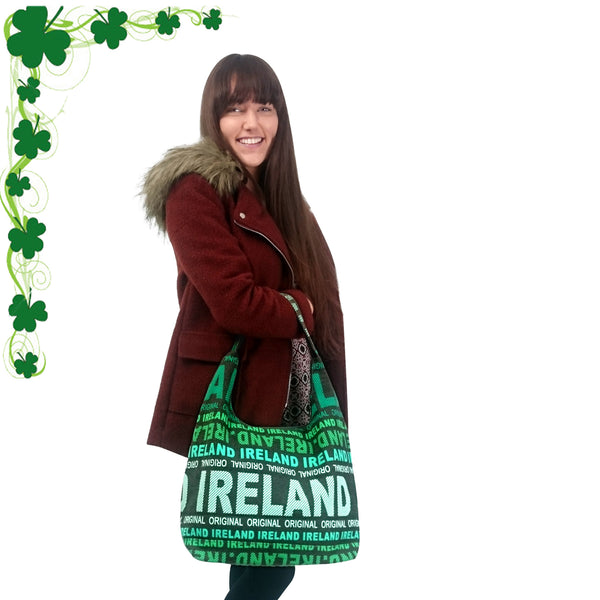 Ireland Julia Bag - Forty Shades of Green
