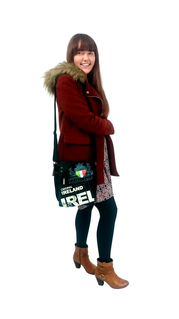 Robin Ruth - Ireland small Messanger Bag