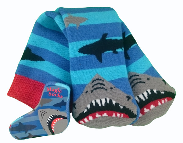 Magic Socks / Amazing Socks - Shark
