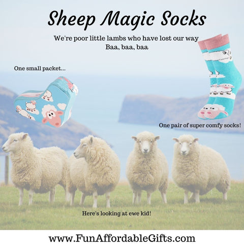 Sheep Socks - Magic Sheep Socks