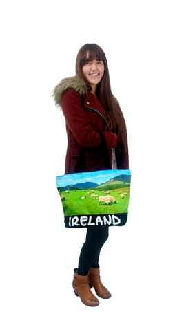 Robin Ruth - Ireland Sheep in Color