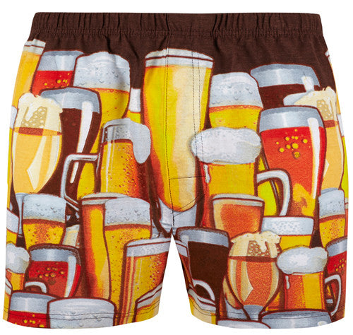 Magic Boxer Shorts / Amazing Boxer Shorts - Beer