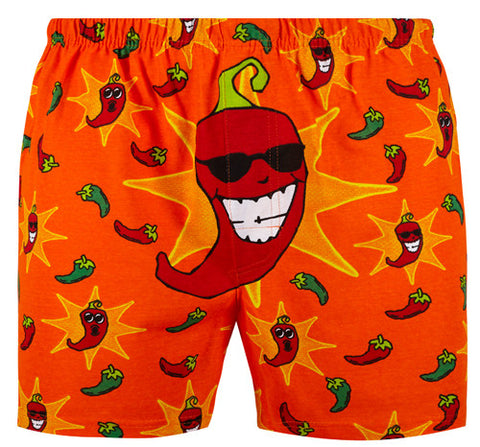 Magic Boxer Shorts / Amazing Boxer Shorts - Chili