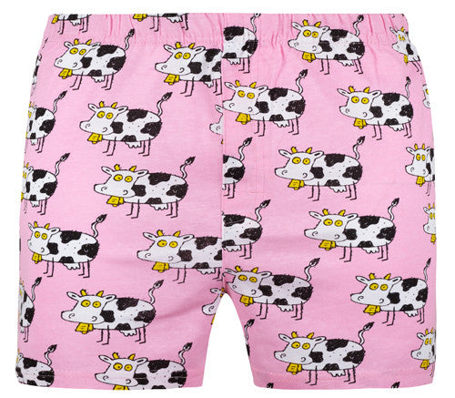 Magic Boxer Shorts / Amazing Boxer Shorts - Cow