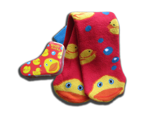 Magic Socks / Amazing Socks - Ducks
