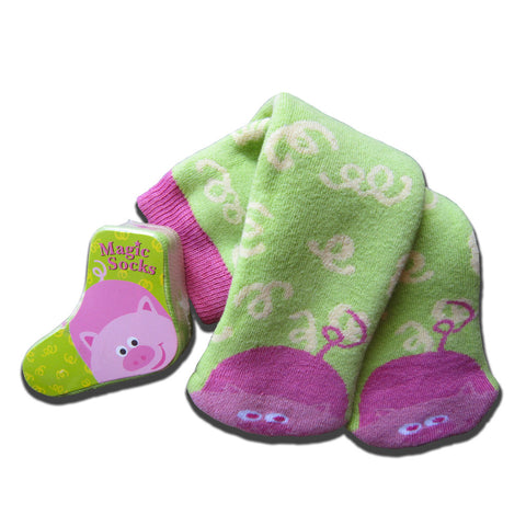 Magic Socks / Amazing Socks - Pig