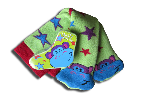 Magic Socks / Amazing Socks - Cheeky Monkey
