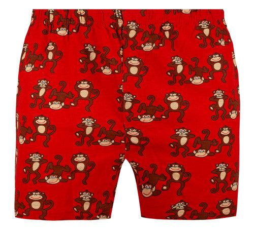 Magic Boxer Shorts / Amazing Boxer Shorts - Monkey