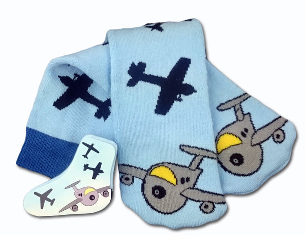 Magic Socks / Amazing Socks - Airplanes!