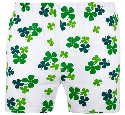 Magic Boxer Shorts / Amazing Boxer Shorts - Shamrock