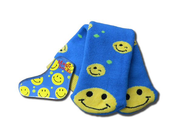 Magic Socks / Amazing Socks - Smiley