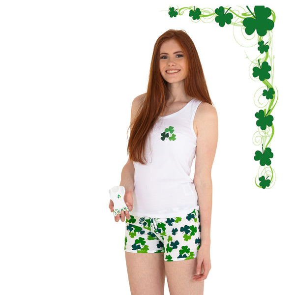 Amazing Top N' Shorts - Shamrock