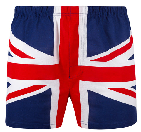 Magic Boxer Shorts / Amazing Boxer Shorts - Union Jack