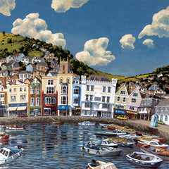 Open Edition Giclee Print by artist John Gillo.  From £27.50 at The Prints Gallery.