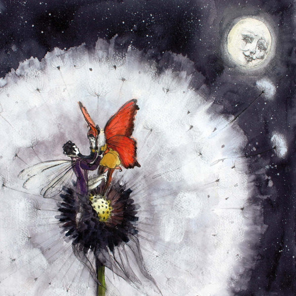 By the Light of the Moon by Emily Kapff.  £55 from The Prints Gallery