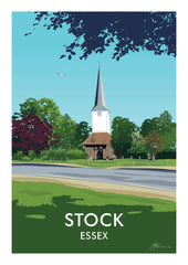 Stock Church