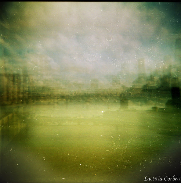 'Thames' by Laetitia Corbett. 30x30cm photographic print on Hahnemuhle Photo Luster 260gsm paper. £60 from The Prints Gallery