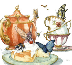 The Butterfly Tea