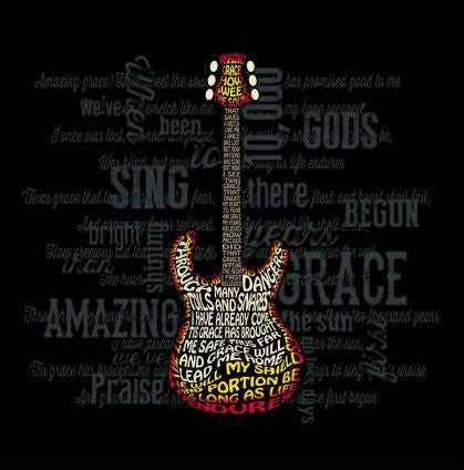Amazing Guitar Shirt