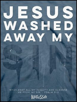Jesus Washed Away My Sins