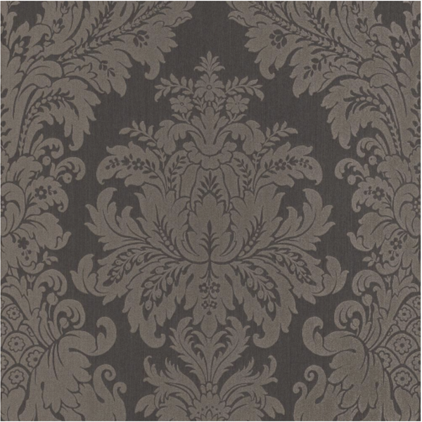 Grand Floral Damask Wallpaper
