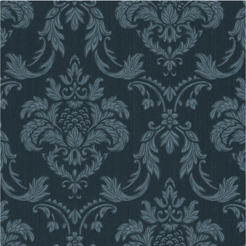 Shimmering Damask Wallpaper