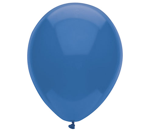 "11"" Cobalt Blue Balloon"