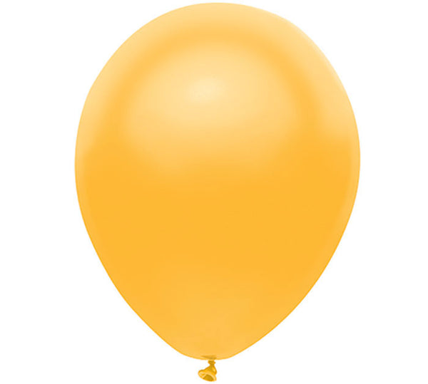 "11"" Metallic Gold Balloon"