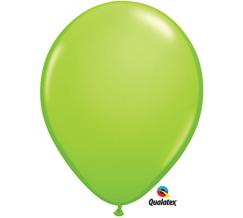 "11"" Lime Green Balloon"