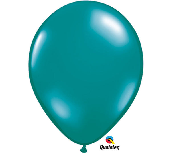 "16"" Teal Jewel Balloon"