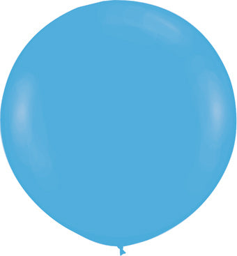 "24"" Fashion Blue Balloon"