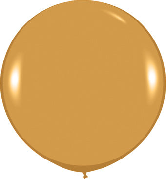 "24"" Metallic Gold Balloon"