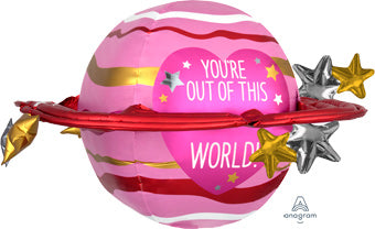 "29"" You're Out Of This World Balloon"