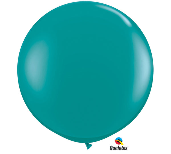 3' Teal Jewel Balloon
