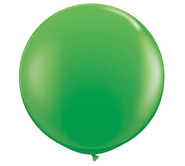 3' Spring Green Balloon