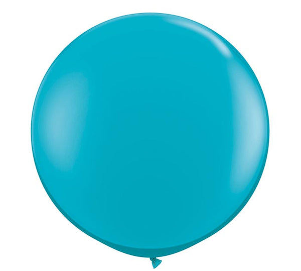 3' Tropical Teal Balloon