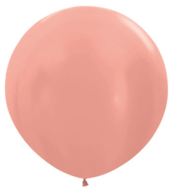 "24"" Rose Gold Balloon"