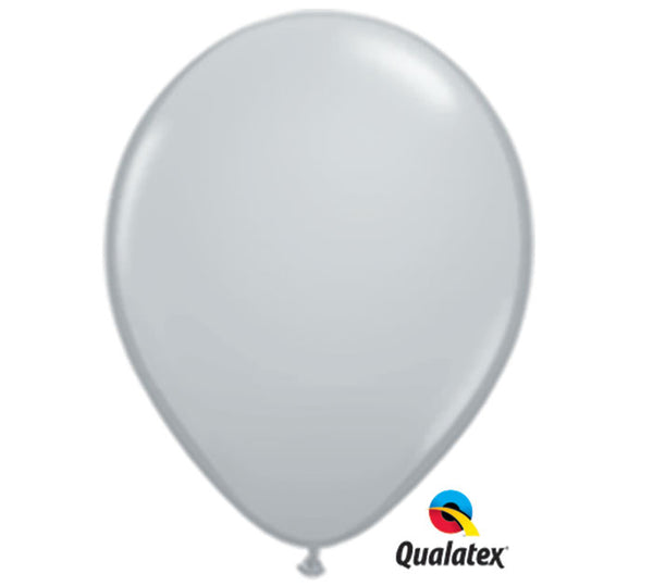 "16"" Gray Balloon"