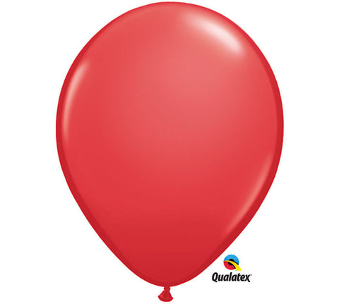 "9"" Red Balloon"