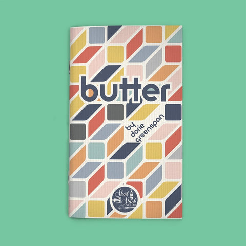 Short Stacks Cookbook- Butter