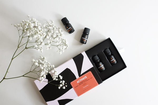 Essential Oil Gift Set Way of Will