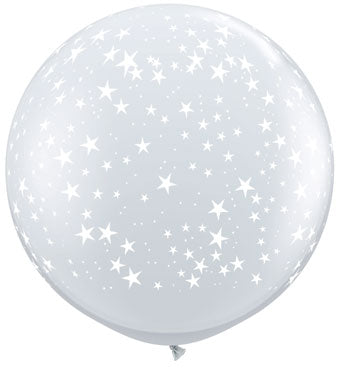 3' Glow in The Dark Star Balloon