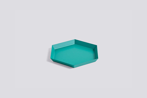 Emerald Kaleido Tray, Small