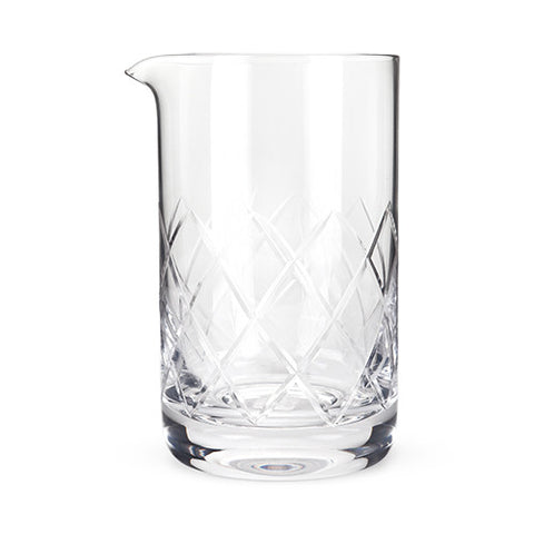 Crystal Mixing Glass Professional Barware