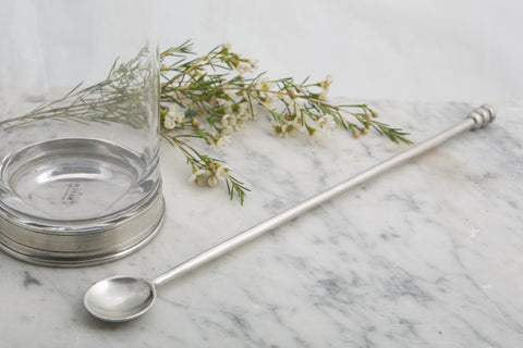 Match Pewter Cocktail Stirrer